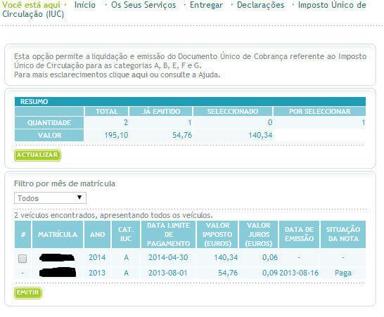 a83a7d46c Como pagar o IUC pela internet passo a passo