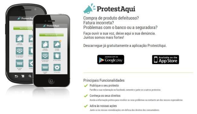 App Deco Proteste