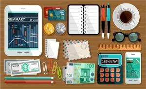 Calculadora de despesas mensais