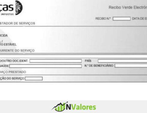 Como emitir recibos verdes eletrónicos no portal das finanças