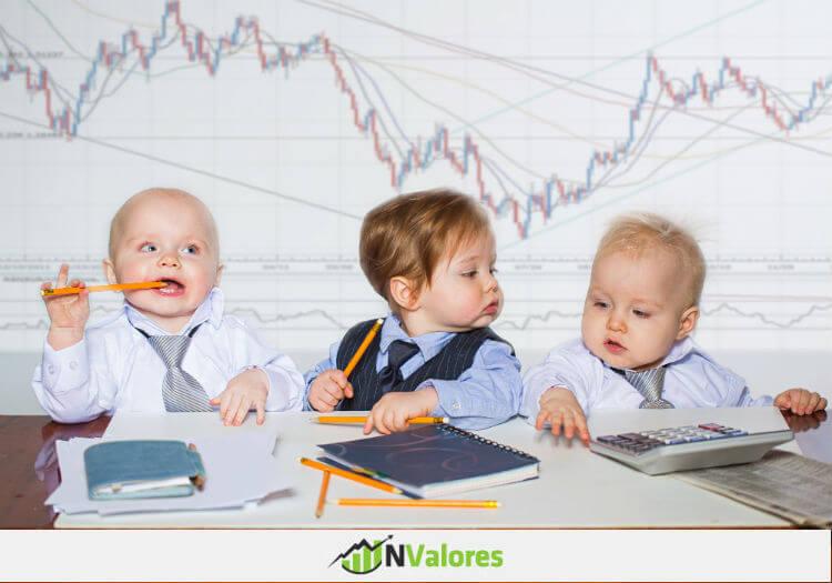 3 bebés decidem qual a melhor estratégia