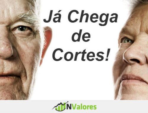 Cortes nas Pensões