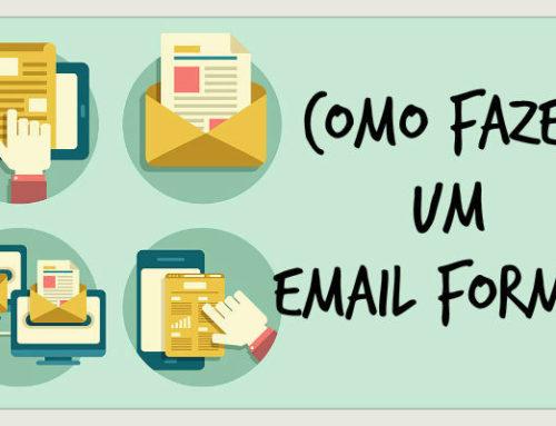 Aprenda a escrever um email formal e veja os 4 exemplos