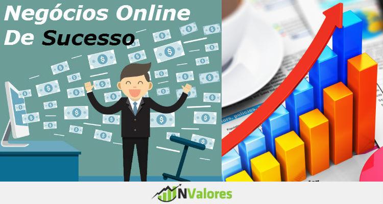 negocios-online-de-sucesso 5 Maneiras Online. Você Pode Começar Sem Dinheiro!
