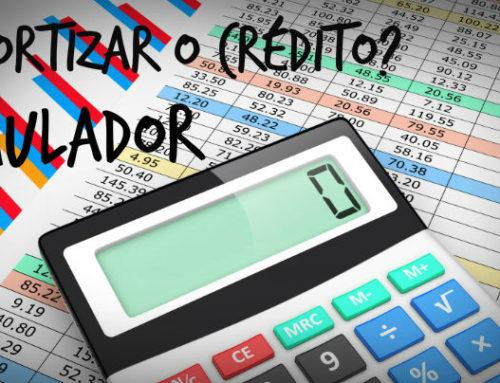 Calcule a amortização do crédito e faça um plano de pagamentos