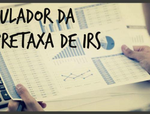 Simulador da Sobretaxa de IRS em 2016