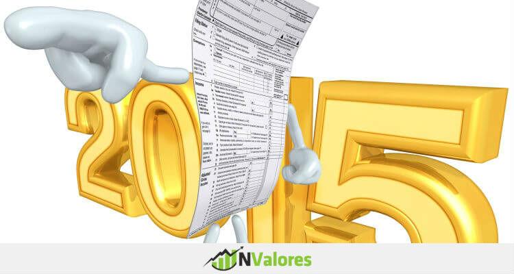 Preencher IRS em 2016