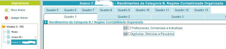 Anexo C - Quadro 1
