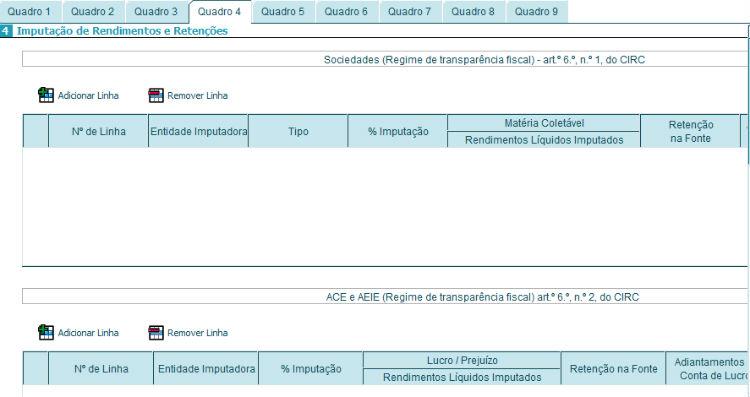 Anexo D - Quadro 4A