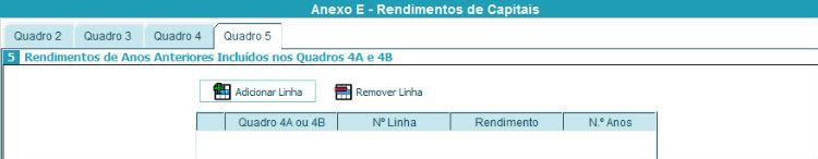 Anexo E - Quadro 5