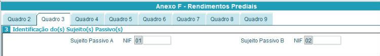 Anexo F - Quadro 3