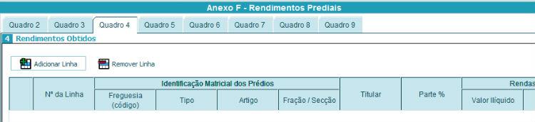 Anexo F - Quadro 4