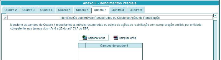 Anexo F - Quadro 7