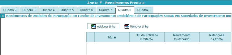 Anexo F - Quadro 8