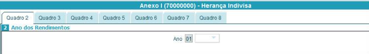 Anexo I - Quadro 2