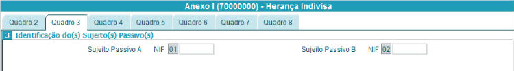 Anexo I - Quadro 3