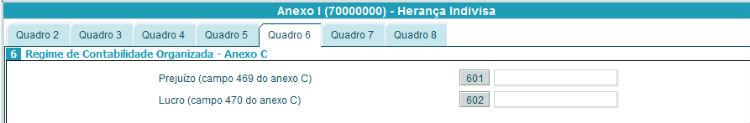 Anexo I - Quadro 6