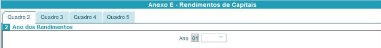 Anexo E - Quadro 2
