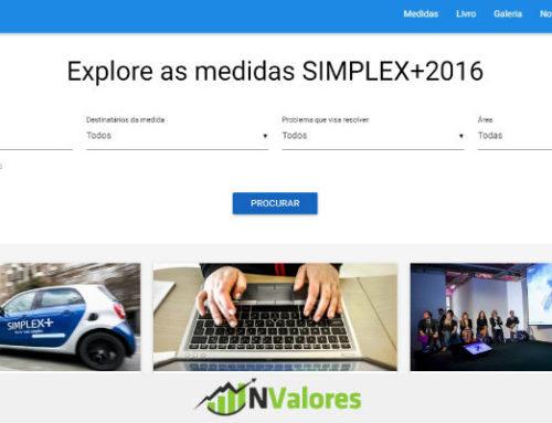 Simplex 2016 – Medidas que vão facilitar a sua vida!