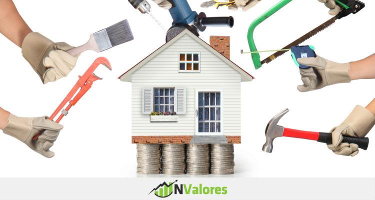 20 dicas para fazer obras em casa mais baratas - Casas baratas para reformar ...