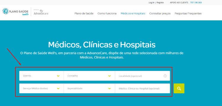 Plano de saúde continente