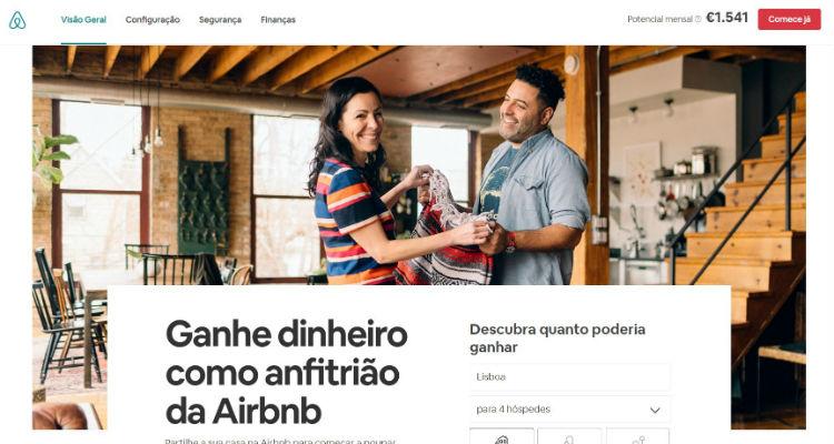 airbnb portugal