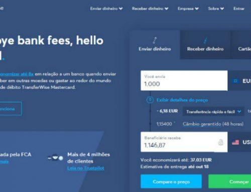 Transferwise: Como enviar dinheiro para o estrangeiro