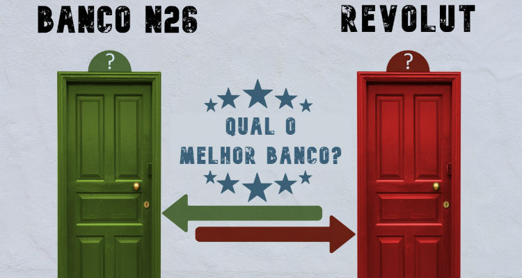 Banco N26 vs Revolut