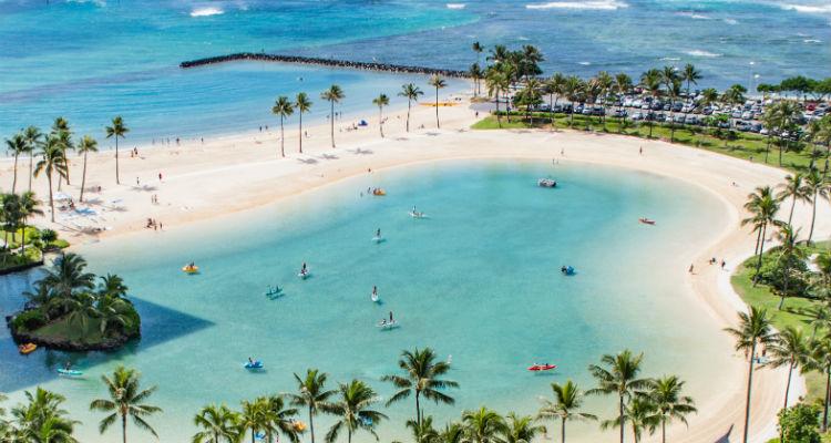 Ranking melhores praias mundo