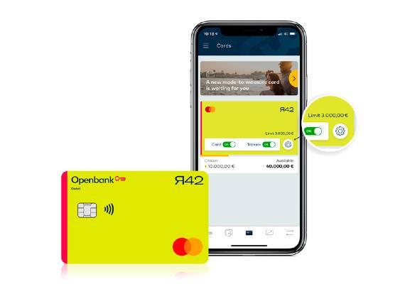 contas e cartões Openbank Portugal
