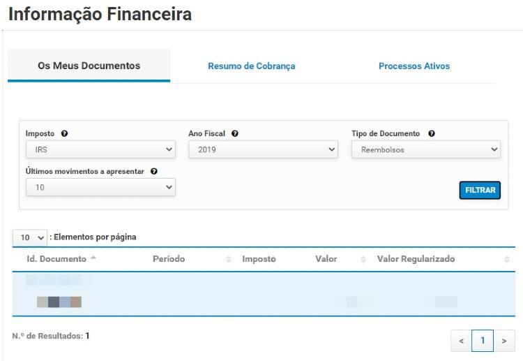 Como consultar o reembolso do IRS no Portal das Finanças?
