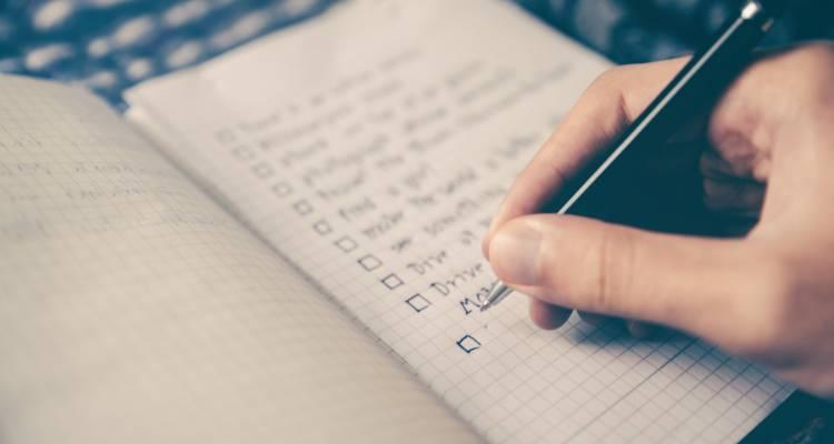 Lista de documentos para pedir crédito pessoal