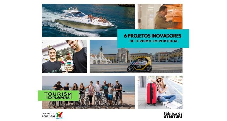 projetos inovadores de turismo em Portugal