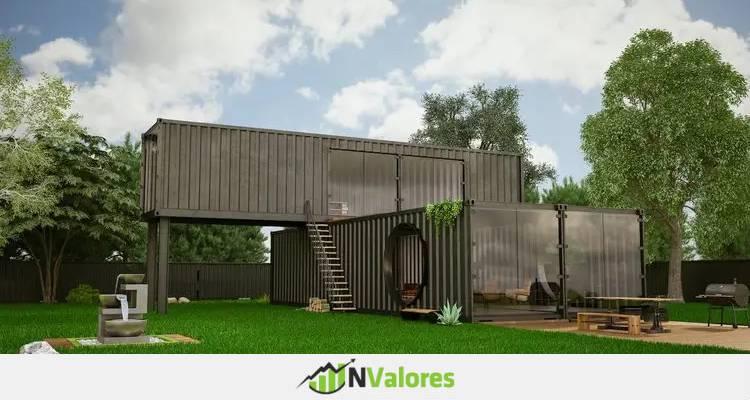 Financiamento de casas pré-fabricadas